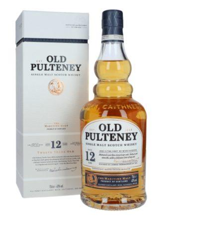 Old Pulteney 12 Angebot