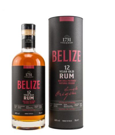 Belize 1731