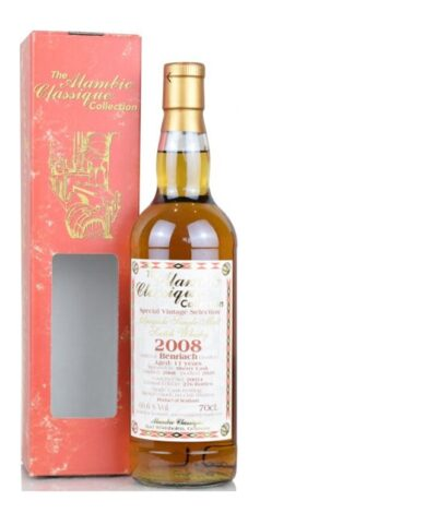 Benriach 11 year old Alambic Classique Whisky
