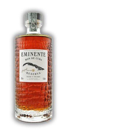 Eminent Reserva Rum 7 Years