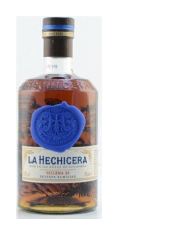 LA HECHICERA COLOMBIA RUM