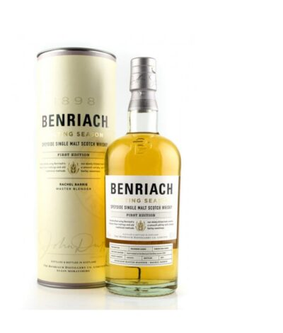 Benriach Malting Season First Edition 1