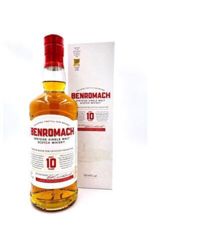 Benromach 10 Jahre