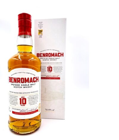 Benromach 10 Jahre Bourbon Sherry Casks