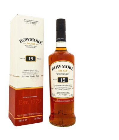 Bowmore 15Jahre