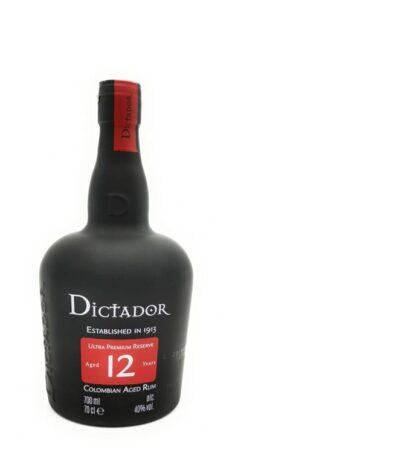 Dictador Colombian Ultra Premium Reserve 12 Jahre