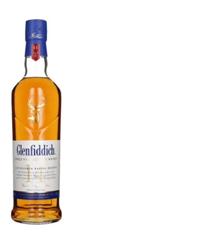 Glenfiddich 14 Jahre Bourbon Barrel Reserve
