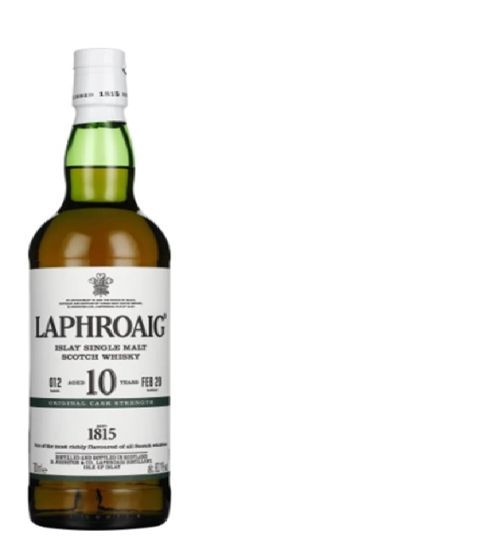 Laphroaig 10 Jahre Cask Strength 2020