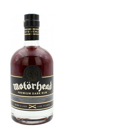 Motoerhead 8 Jahre Premium Dark Rum